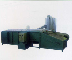 Steam dehydration cooling combined machine