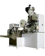 Single chamber tea bag packing machine ND-DXDC15