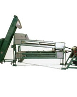 Double Layer Sieving Machine