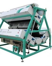 TS-V-type three Stage tea color sorter
