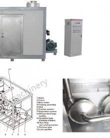 BS Series Cryogenic Grinder