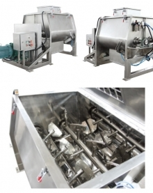BSL Series Double Shaft Paddle Mixer